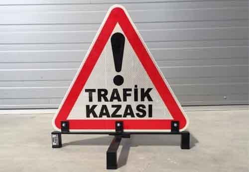 Triangle Traffic Control Signboard
