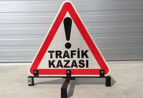 Trafik Kaza ve Kontrol Levhası